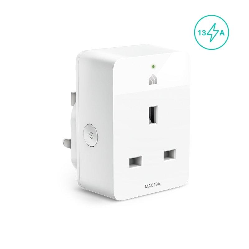 TP Link Kasa Smart WiFi Plug Slim with Energy Monitoring