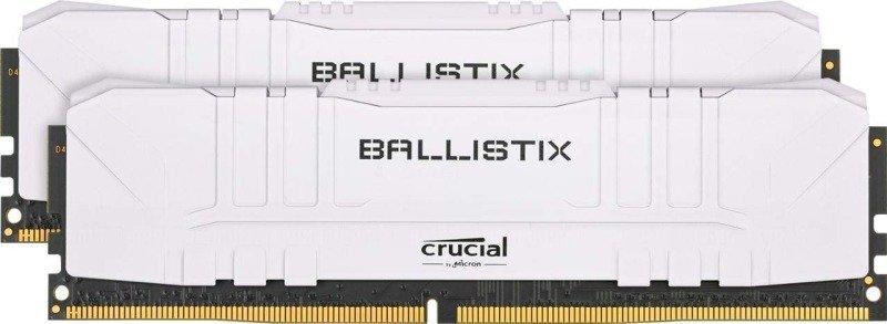 Crucial Ballistix 3600Mhz 16GB (2x8GB) Gaming Memory White