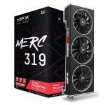 XFX Radeon RX 6700 XT 12GB MERC 319 BLACK Graphics Card