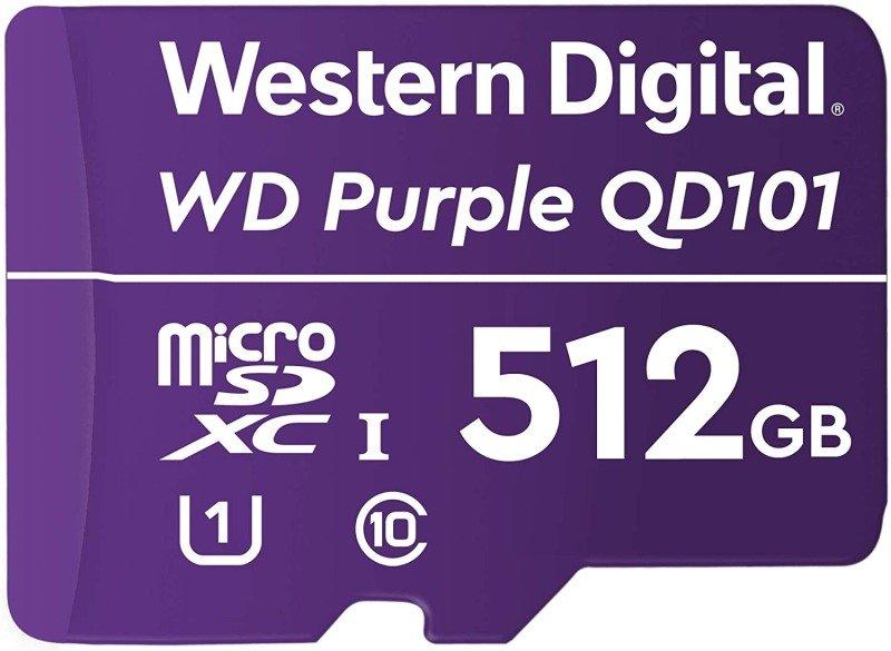 WD Purple SC QD101 512GB