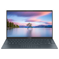 """ASUS ZenBook 14 Core i7 16GB 512GB SSD 14"""" FHD Win10 Home Laptop (Ships with USB-C to Audio Jack Adapter)"""