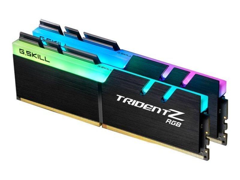 G.Skill Trident Z RGB 16GB (2x 8GB) 3200MHz DDR4 AMD Optimised