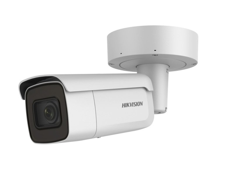 Hikvision 6MP Varifocal Darkfighter Bullet Network Camera