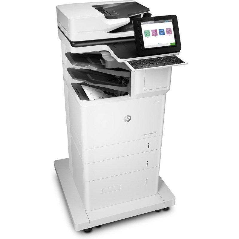 HP LaserJet Enterprise Flow Multi-Function M635z - Available on HP Print at Your Service