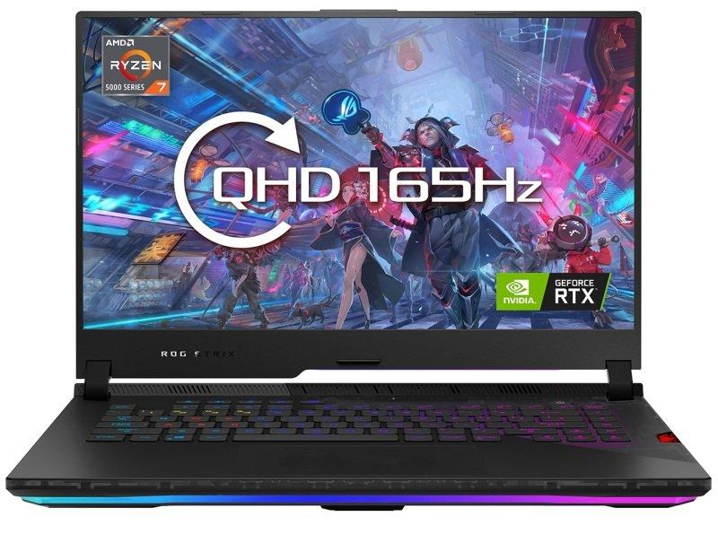 "Image of ASUS ROG STRIX Scar 15 Ryzen 7 16GB 1TB SSD RTX 3080 15.6"" FHD Win10 Home Gaming Laptop"
