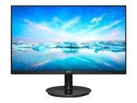"Philips 242V8LA/00 24"" Full HD VA Monitor, 75Hz, 4ms, VGA, DisplayPort, HDMI, Speakers, Adaptive Sync"