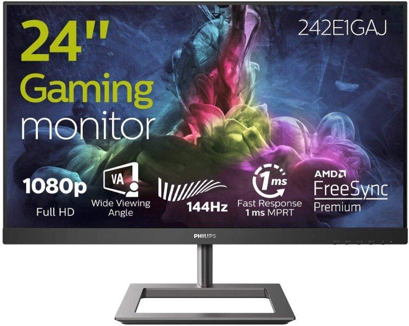 Image of Philips E-line 242E1GAJ 24'' Full HD Gaming Monitor