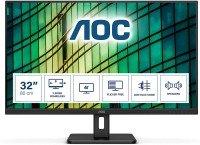 AOC U32E2N 32'' 4K LED Monitor