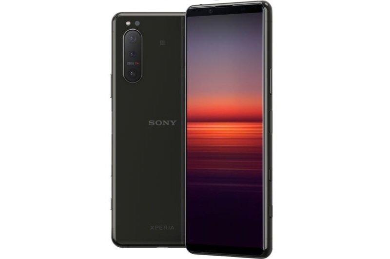 """Sony Xperia 5 II 6.1"""" 128GB 5G Smartphone - Black"""