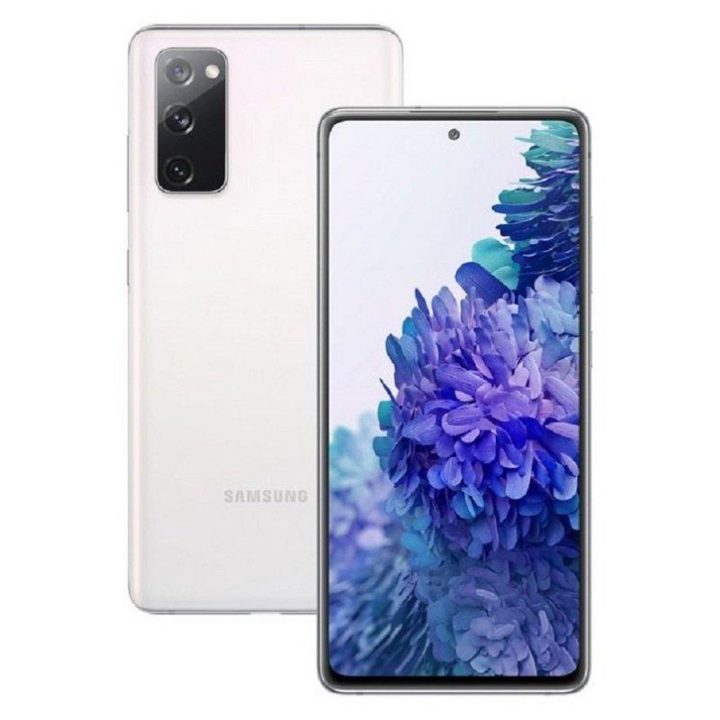 Samsung Galaxy S20 FE 128GB 5G Smartphone - Chalk White