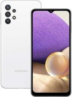 "Samsung Galaxy A32 6.5"" 64GB 5G Smartphone - White"