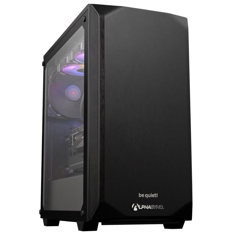 Image of AlphaSync Gaming Desktop PC, Intel Core i7-10700K 3.8GHz, 16GB RAM, 2TB HDD, 256GB SSD, RTX 3080, Windows 10 Pro