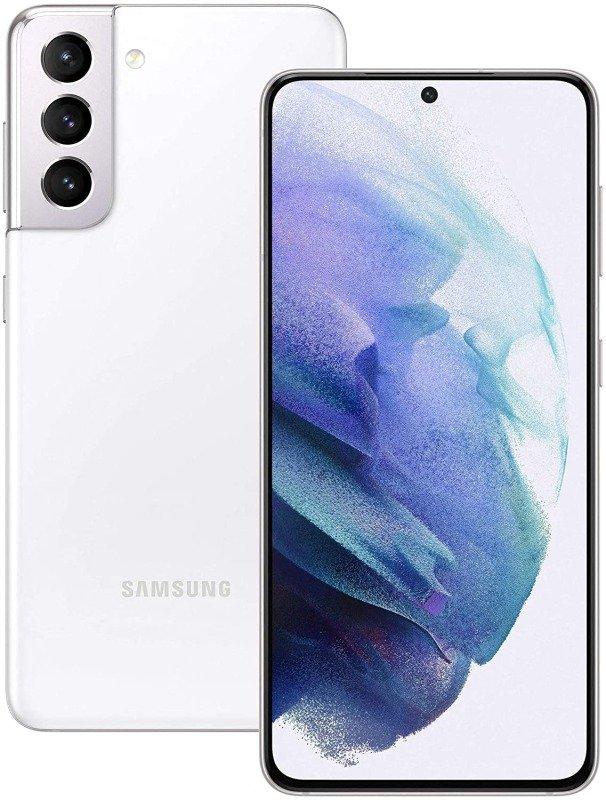 Image of Samsung Galaxy S21 5G 128GB Smartphone - White