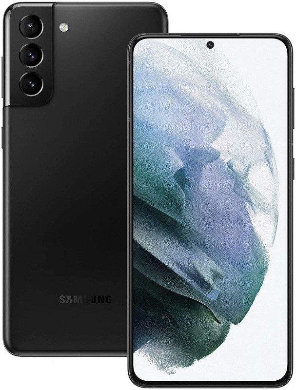 Samsung Galaxy S21+ 5G 256GB Smartphone - Phantom Black
