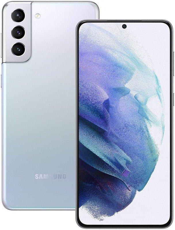 Samsung Galaxy S21+ 5G 256GB Smartphone - Silver