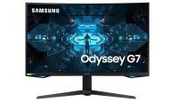 """Samsung G75T 32"""" Wide-QHD Curved Gaming Monitor"""