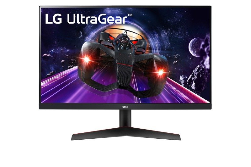 "Image of LG UltraGear 24GN600-B 23.8"" Full HD IPS 1ms Gaming Monitor"