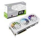 Asus GeForce RTX 3070 8GB ROG STRIX WHITE Ampere Graphics Card