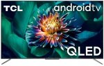"TCL 50C715K 50"" QLED Television, 4K Ultra HD, Smart Android TV with Freeview Play"