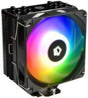 ID-COOLING CPU Cooler AM4 CPU Cooler 4 Heatpipes CPU Air Cooler 120mm PWM Fan Air Cool