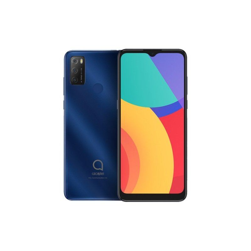 Alcatel 1S 2021 32GB Smartphone - Blue