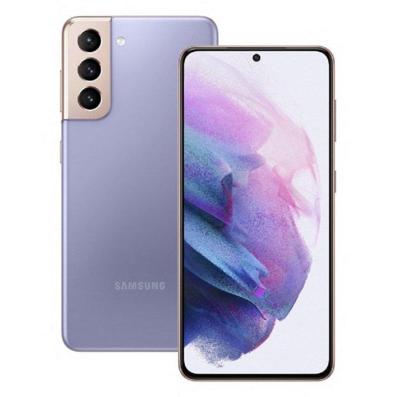 Samsung Galaxy S21 5G 128GB Smartphone - Phantom Violet