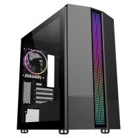 Neutron Lab Sniper AM01 M-ATX / ITX Tempered Glass ARGB PC Case