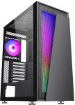 Neutron Lab Sphere 3705 Tempered Glass Case With ARGB front strip