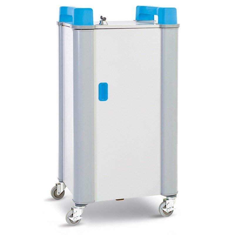UniCabby 20-Device Mobile AC Charging Trolley