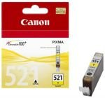 Canon CLI 521Y Yellow Ink Cartridge
