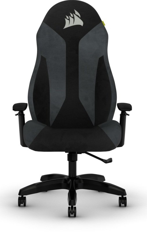CORSAIR TC60 FABRIC Gaming Chair - Relaxed Fit - Grey