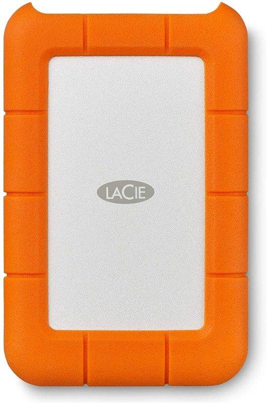 Image of LaCie Rugged Mini 2TB USB 3.0 Portable External Hard Drive