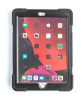 TechAir iPad 10.2 2020+2019 Rugged Case - Black