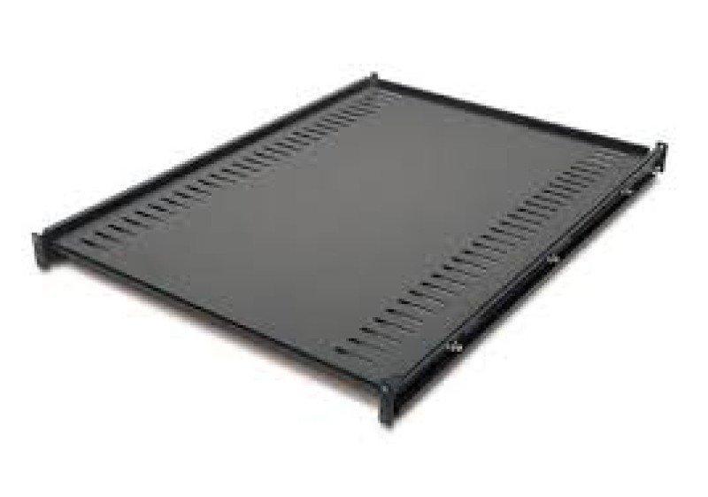 EXDISPLAY APC AR8122BLK 1U Rack Shelf - Black - 113.40 kg Maximum Weight Capacity