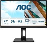 "AOC U27P2 27"" 4K Ultra HD IPS Monitor"