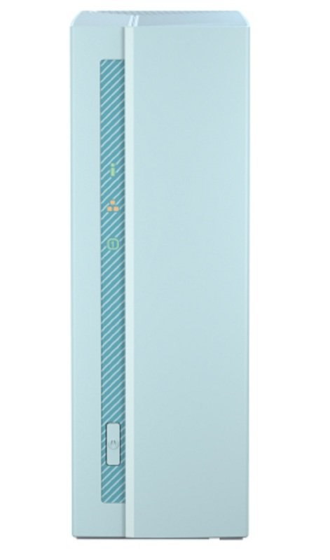 QNAP TS-130 - 1 x Total Bays SAN/NAS Storage System - 4 GB Flash Memory Capacity