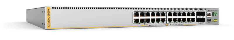 Allied Telesis x530L-28GPX - 24 Ports Manageable Layer 3 Switch