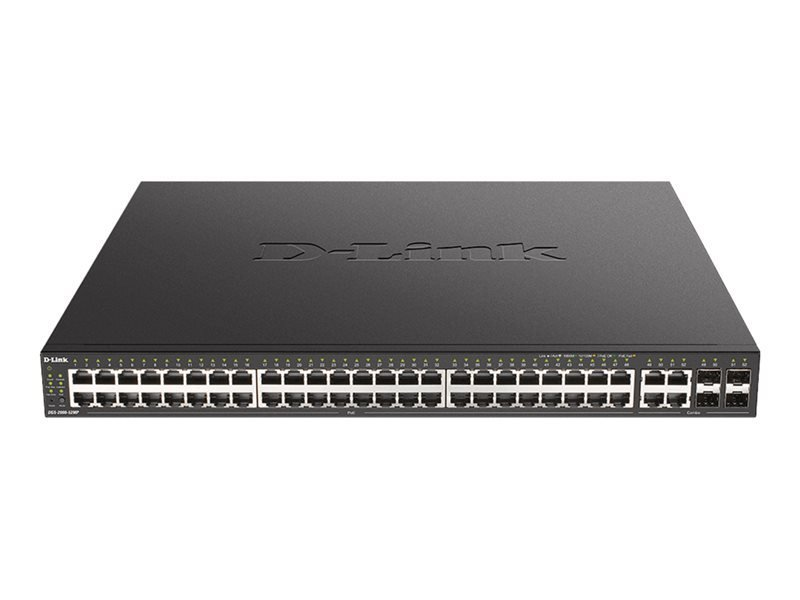 D-Link DGS-2000-52MP - 48 Ports Manageable Ethernet Switch