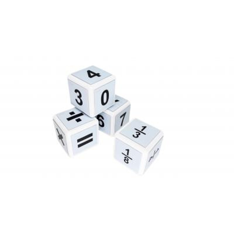 SMART Board Tool Explorer Math 4-cube Bundle For Smart 6000s Series