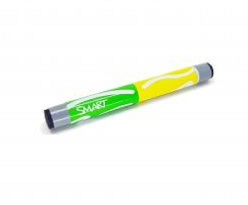 SMART Board Tool Explorer Double-ended Highlighter (yellow & Green) For Smart 6000s Series