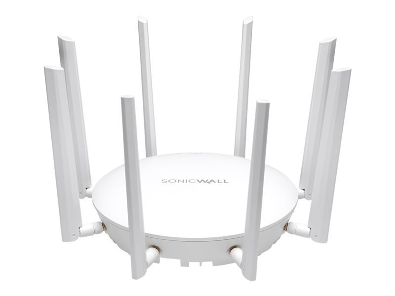 SonicWall SonicWave 432e - Radio Access Point - with 5 Years Activation and 24x7 Support - Secure Up