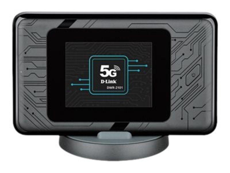 D-Link DWR-2101 IEEE 802.11ax 5G Mobile Hotspot