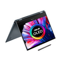 """ASUS ZenBook 13 Core i7 16GB 512GB SSD 13.3"""" OLED FHD Win10 Home Touchscreen Laptop (Ships with Stylus and USB-C to Audio Jack Adapter)"""