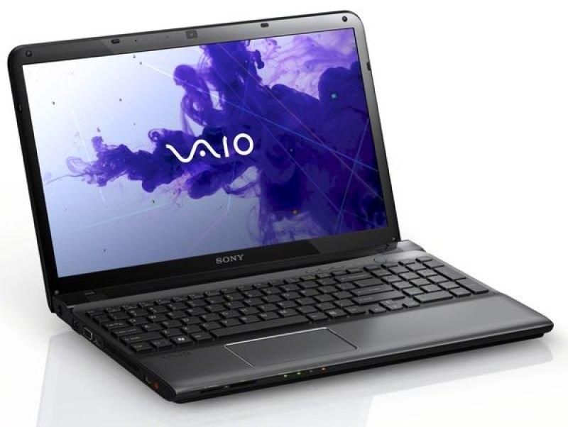 "Sony Vaio E1511a1e Laptop, Intel Pentium B970 2.3ghz, 4gb Ram, 500gb Hdd, 15.5"" Hd Led, Dvdrw, Intel Hd, Bluetooth, Webcam, Windows 7 Home Premium 64-bit"