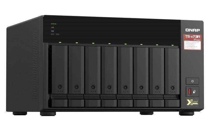 QNAP TS-873A-8G - 8 Bay Desktop NAS Enclosure with 8GB RAM