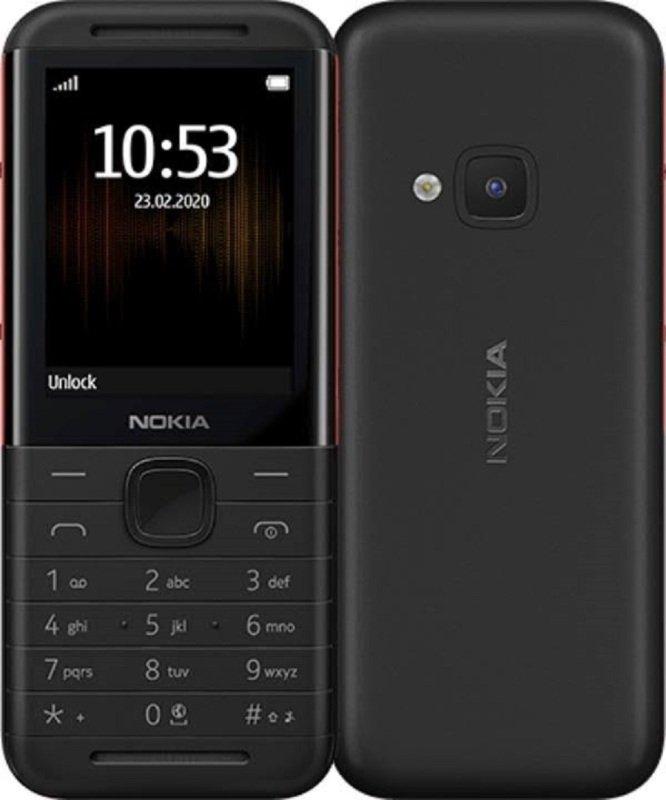 Nokia 5310 2.4'' 2G Smartphone - Black/Red