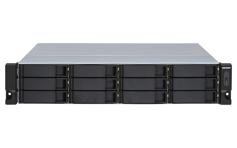 QNAP TL-R1200S-RP - 12 Bay Rackmount JBOD Storage Enclosure