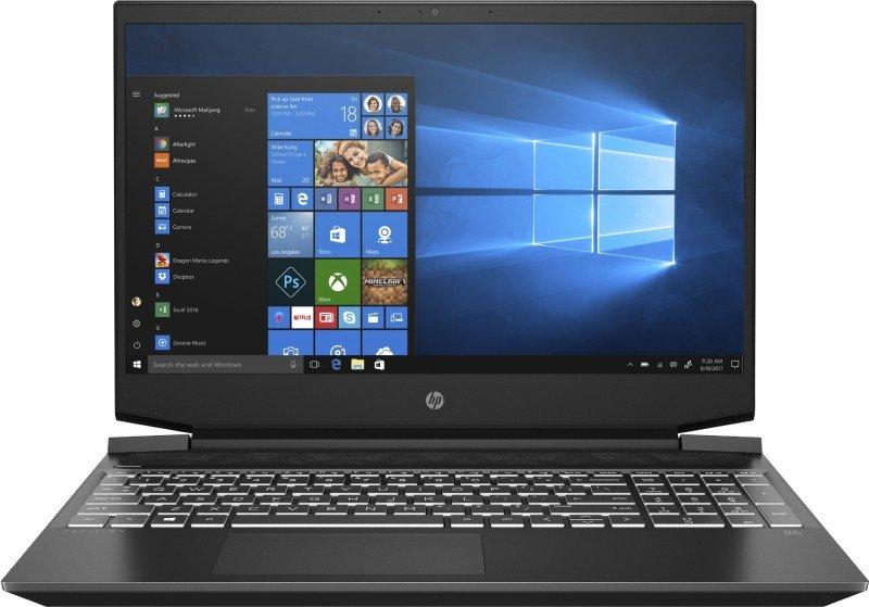 "Image of HP Pavilion Ryzen 5 8GB 256GB SSD GTX 1650Ti 15.6"" Win10 Home Gaming Laptop"