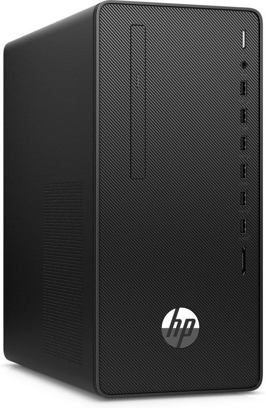 Image of HP 295 G6 MT Desktop PC, AMD Ryzen 5 Pro 3350G 3.6GHz, 8GB RAM, 256GB SSD, DVD Writer, Windows 10 Pro