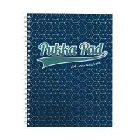 Pukka Glee Jotta Pad Dk Blu A4 Pk3